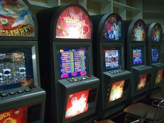 Игровые автоматы от лучших производителей