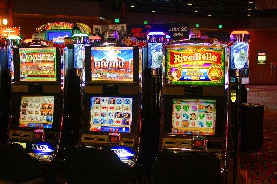 Игровые автоматы Вулкан в казино онлайн