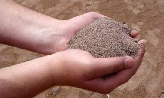 Основные разновидности песка, особенности его применения