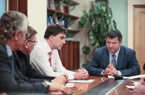 В Приморье начинают самый крупный в России мясной проект