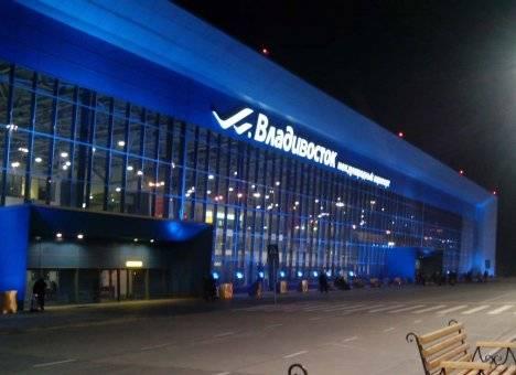 Международный аэропорт Владивосток увеличил пассажиропоток на 18%