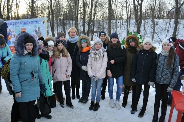«Выходи гулять!» — в Петрозаводске прошел праздник в рамках Фестиваля городской среды