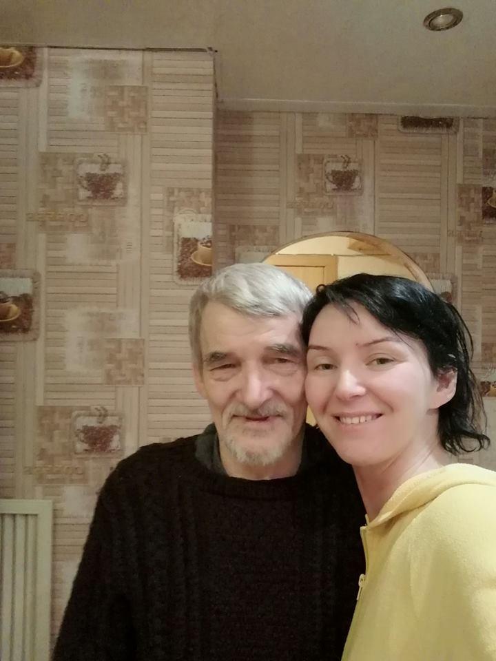Дочь Юрия Дмитриева сообщила о возвращении отца домой