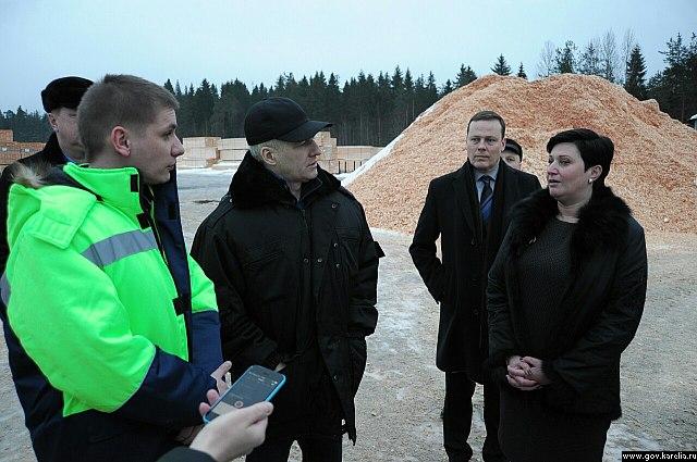 Лесоперерабатывающая компания на юге Карелии намерена вложить в оборудование 400 млн рублей