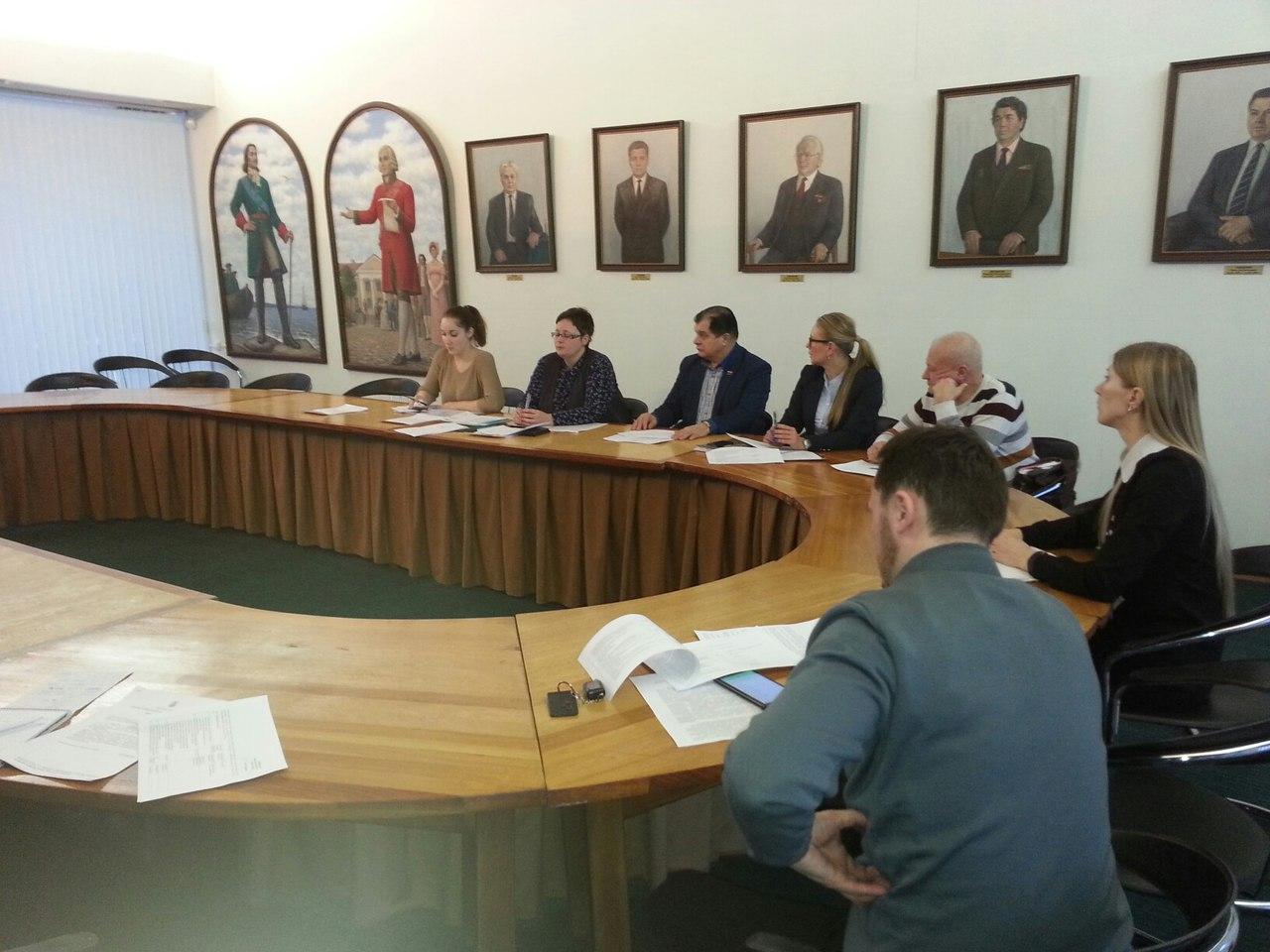 Первое заседание общественной комиссии по «Комфортной городской среде» пройдет 12 февраля