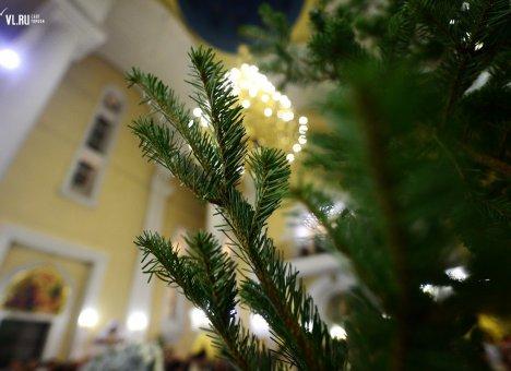 7 января на центральной площади Владивостока состоится празднование Рождества