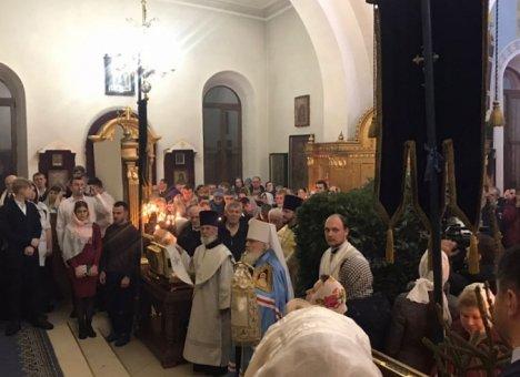 Приморье встречает Рождество Христово