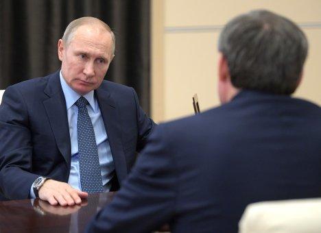 Президент РФ обратил внимание на развитие энергетики на Дальнем Востоке