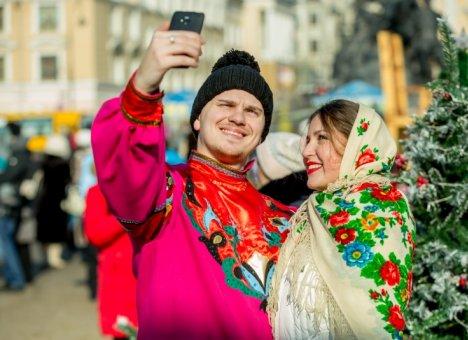 Во Владивостоке МедиаМасленица превратилась в большой семейный фестиваль