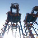 Владивостокский морской торговый порт начал обслуживать контейнерную линию с портами Китая и Южной Кореи