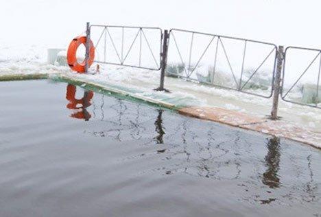 Во Владивостоке крещенские купания для всех желающих организуют моряки ТОФ
