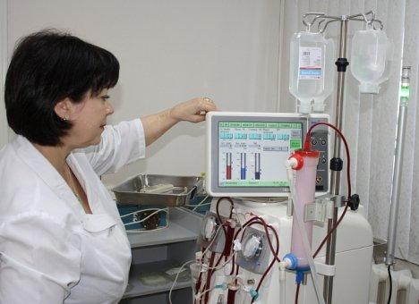 Нефрологическая служба в Приморье выходит на новый уровень работы