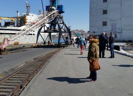 Приморские порты готовы принять альтернативные углю грузы