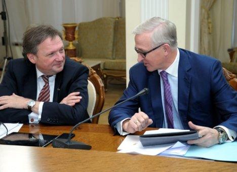 Шохин раскритиковал инициативу Титова о повышении НДФЛ для богатых