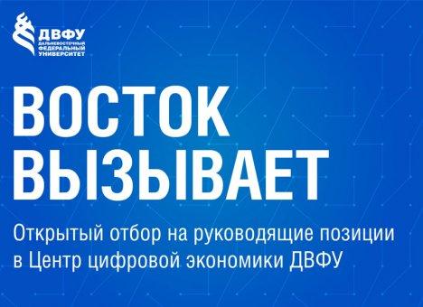 Работа в ДВФУ интересует россиян из российских регионов и СНГ
