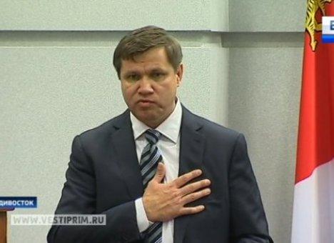 Глава Владивостока рассказал, чего он больше всего боится