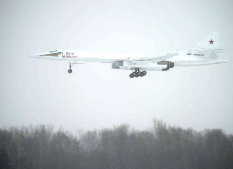 Из Москвы во Владивосток — на гражданской версии сверхзвукового бомбардировщика
