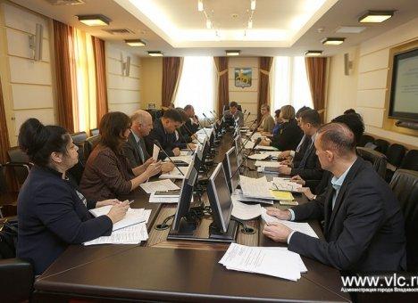 Во Владивостоке планируют увеличить собираемость имущественных налогов