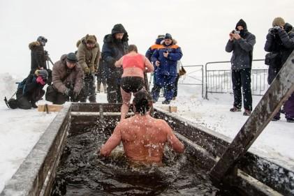 Как праздновать Крещение