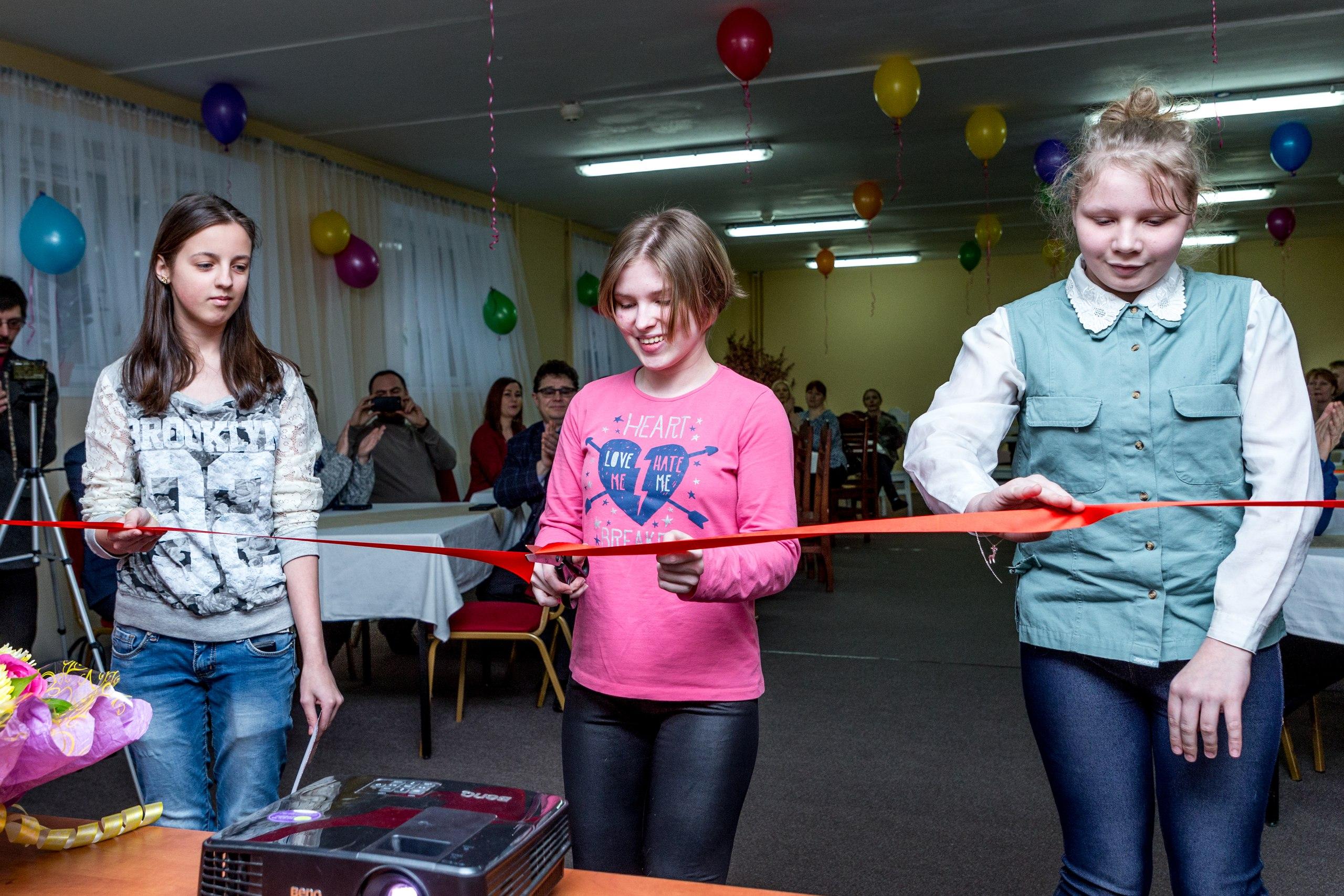 Центр канис-терапии открылся в Петрозаводске