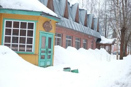 Старинную гостиницу отремонтируют в Лахденпохье