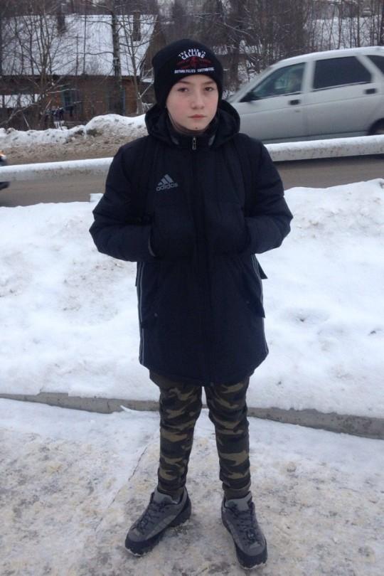 13-летний подросток пропал в Петрозаводске