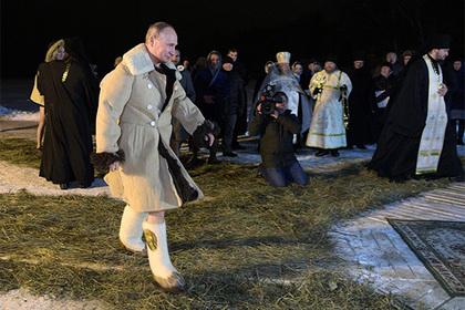 Главное за неделю: Путин в купели
