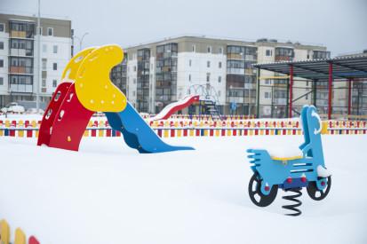 Новый детский сад построен в Петрозаводске