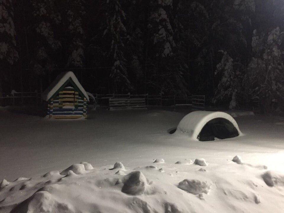 Заведующая детсадом «Гномик» в Костомукше объяснила снежные завалы