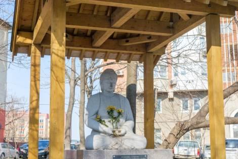 Проект реконструкции сквера Будды разрабатывают во Владивостоке