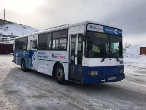 Пассажирские автобусы c Wi-Fi вышли на линию в Петропавловске-Камчатском