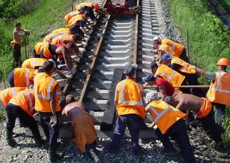 На Сахалине переведут на общероссийский стандарт 52,4 км железной дороги