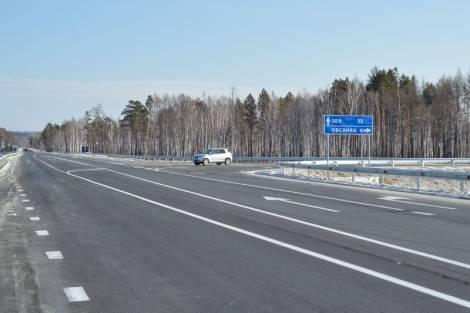 В Амурской области 6-километровый участок автодороги Зея – Тыгда готовится к сдаче