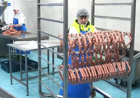 На Камчатке освоили производство 60 видов мясной продукции