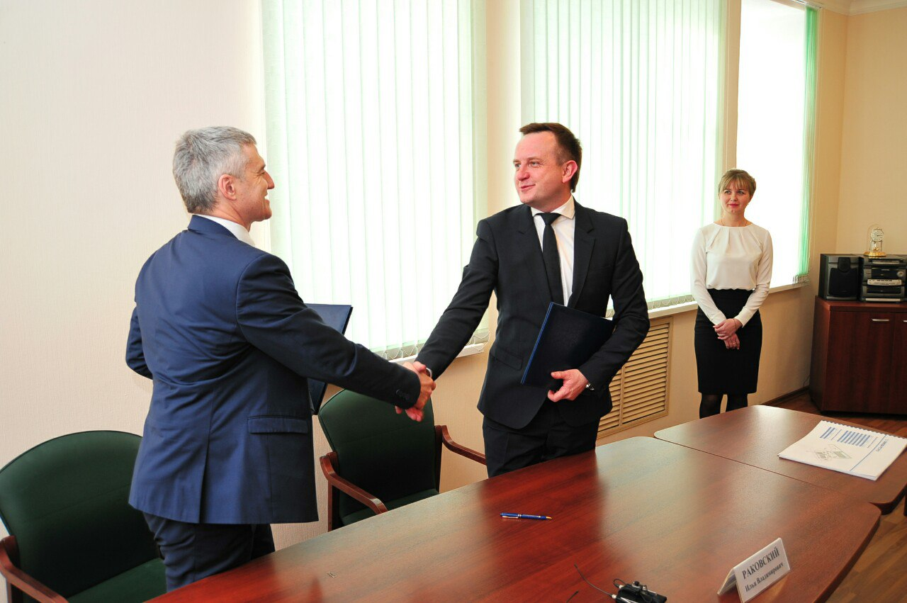 Правительство Карелии и ООО «Группа Баренц» подписали соглашение о сотрудничестве в Кондопоге