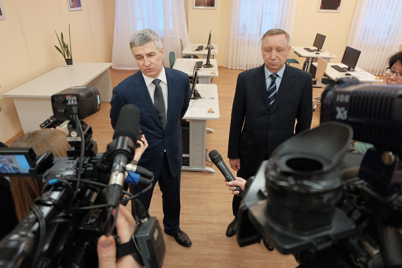 Александр Беглов: «В Карелии очень много подвижек вперед»