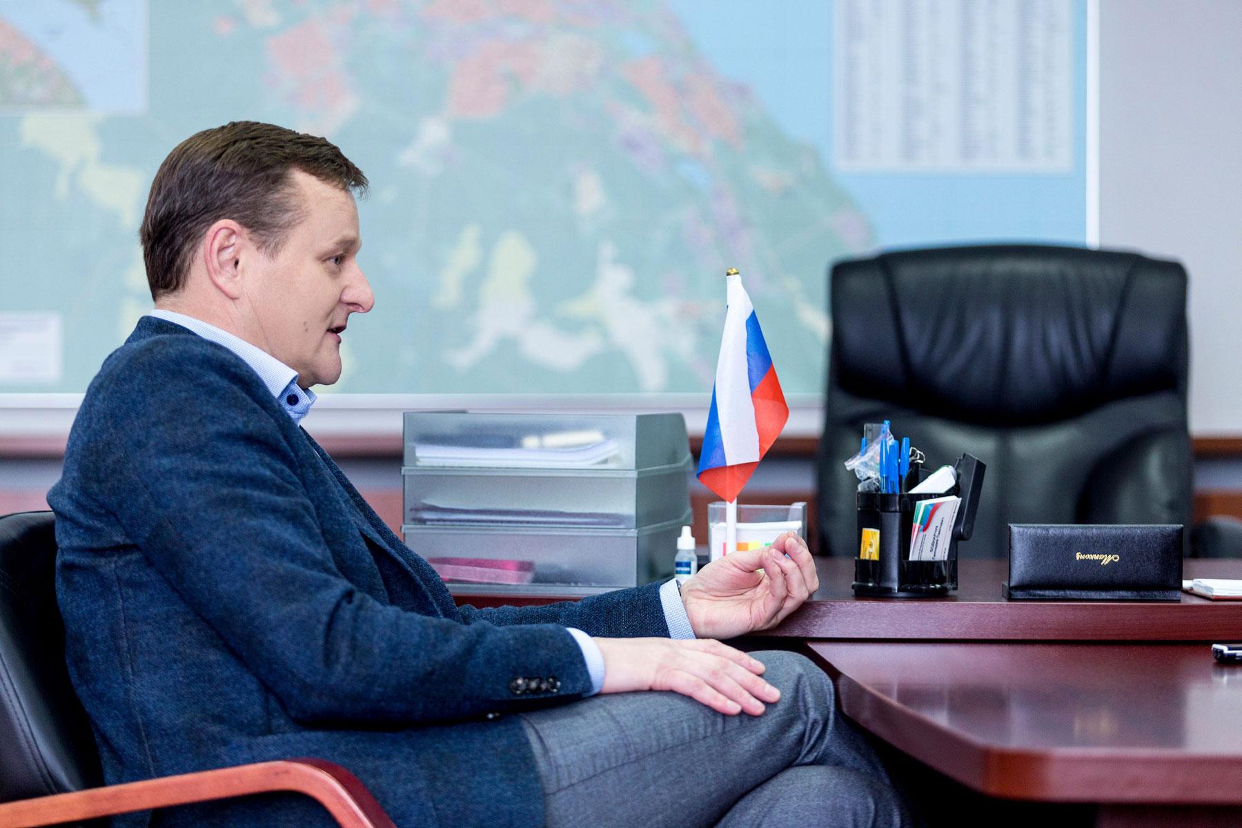 Геннадий Боднарчук: «С населением должна быть двусторонняя связь»