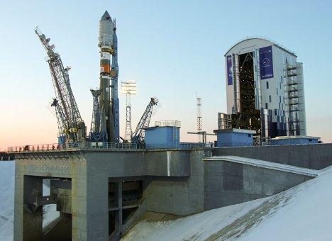 С космодрома Восточный запустили третью в его истории ракету