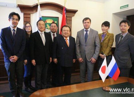 Проект рыбного рынка во Владивостоке заинтересовал крупный японский бизнес