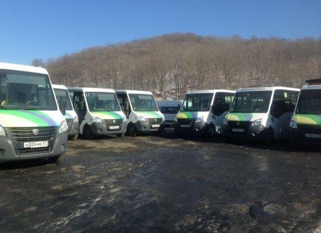 Во Владивостоке тестируют обновленный автобусный маршрут