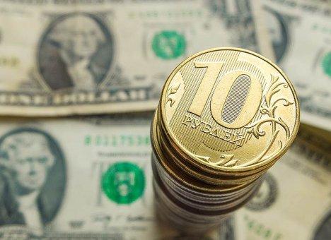 Курс рубля может опуститься ниже 50 рублей