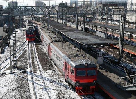 В Приморье меняется расписание электропоездов в аэропорт