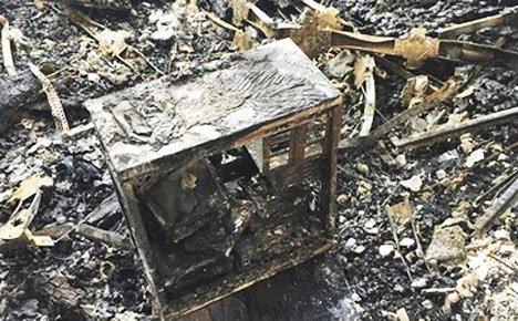 Криптоферма до пожара доведет