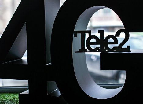 Tele2 развивает сеть четвертого поколения