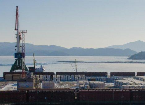 Южане нацелились на порт в Приморье