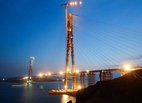 Остров Русский соединят с большим Владивостоком сетью мостов