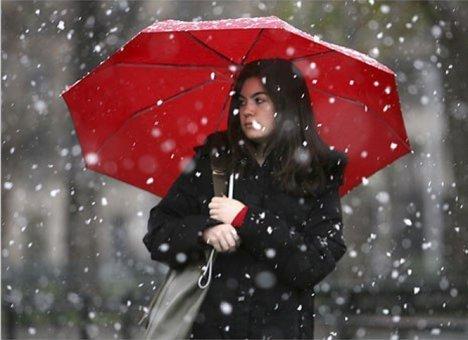 Местами в Приморье температура опустится до -32°C