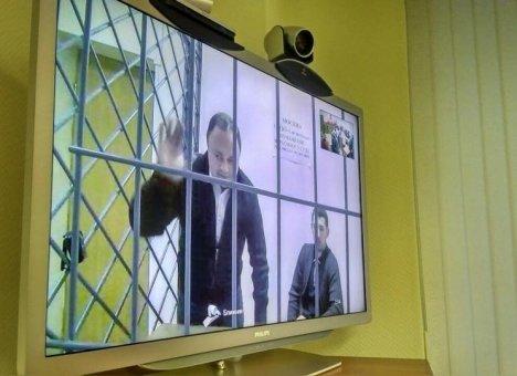 Игорь Пушкарев рассказал в соцсетях о своих тюремных