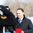 Игорь Пушкарёв поздравил владивостокцев с праздником