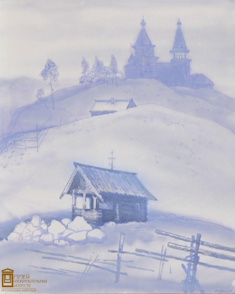 Арт-прогноз погоды в Петрозаводске на среду
